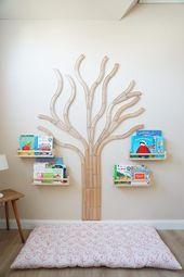 Warum sollte man Kleinkindern vorlesen? Kinderzimmer Leseecke Ideen – Deko-Hus