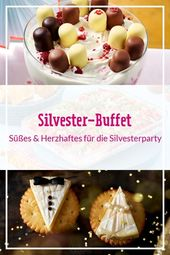 Photo of New Years buffet – the best recipes for the New Years party