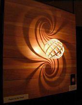 Schone Lampe Loxodrome Wandleuchte Paul Mylander 3d Druck Math Art Desklamps Schone Lampen Lampen Und Leuchten Coole Beleuchtung