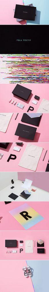POLA FOSTER   – BRAND DESIGN LOVE