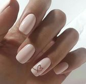 Pink heart nail design. The Joy of J Fashion New Y…
