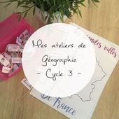 La géographie et mes élèves, ce n'est pas une grande histoire d'amour. M…