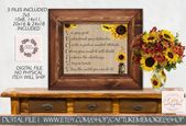 Rustic Sunflower Graduation Sign, Yellow Sunflower, Wood Graduation Sign, Motivational Art, Success Sign, Graduation Table Decor, Office Art