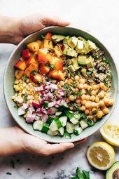 Couscous Summer Salad – Salads