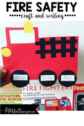 Fire Safety Craft and Activities