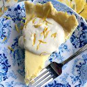 Diese saure Sahne-Zitronen-Torte ist herrlich für die Gesellschaft, köstlich …