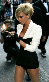 Victoria Beckham fotos fotos: mulher glamour do ano Awards 2007   – inas