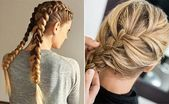 Top 25 Best-looking Dutch Braid Hairstyles for Women 2019 - Hairstyles 2019 - #sweetening #best # of #women