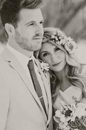 20 Must-have Sweet Hochzeitsfotos mit Ihrem Bräut…