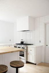 Kitchen Progress: Appliances + Finish Details
