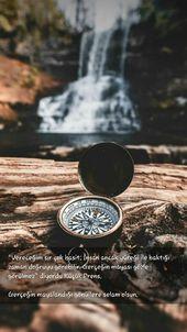 """""""Vereceğim sır çok basit: İnsan ancak yüreği ile baktığı zaman doğru…"""