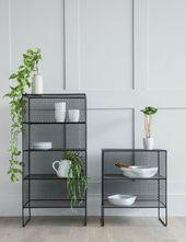 Vintage Wooden & Wire Storage Solutions   | Rose & Grey
