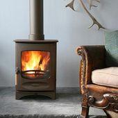 Charnwood C-Four Multi Fuel / Wood Burning Stove