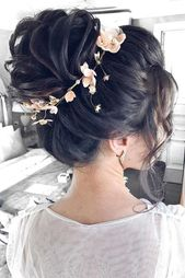 30 Awesome Wedding Bun Hairstyles