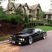 BMW 635CSi (E24) #BMW-Klassiker – # 635CSiE24 #BMW #BMW-Klassiker – #635csi #635… – Klassische Autos