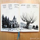 """Gefällt mir 3,685 Mal, 87 Kommentare – Edith (@elvish_ink) auf Instagram: """"[Werbung/ad] Meine von Harry Potter 3 inspirierte Strecke. Wie die Peitschende Weide spielt …"""