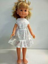 Jupe et haut pour poupée corolla chérie ou poupée 33cm – confection …   – Jupes