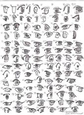 42 Trendy Drawing Anime Girl Eyes