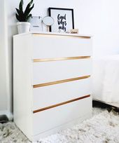The 13 most beautiful Ikea hacks for your bedroom
