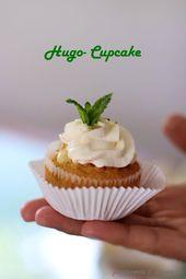 Sommerzeit ist Cocktailzeit, Hugo Cupcakes und Caipirinha Pie – cucina d …   – Cupcakes/Hugo