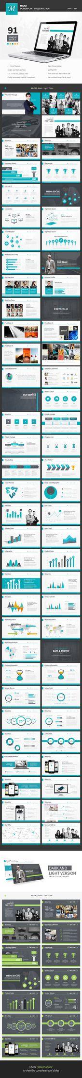 112 Best Presentationtemplates Images Presentation