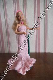 barbie en robe de crmonie a vous tente cette poupe tout comme ma
