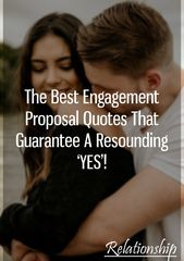 The Best Engagement  Proposal Quotes That Guarantee  A Resounding 'YES'!   – Zodiac Sign