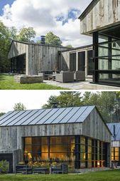 Woodshed Vermont Guest House / Birdseye Design – #…