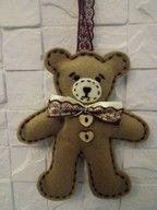 Zazdrostka Firanka Zaslonka Szara Shabby Chic 7019072681 Oficjalne Archiwum Allegro Teddy Teddy Bear Toys