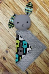 Baby Blanket Our Love Buddies are the perfect combination of doll and security blanket. Great...