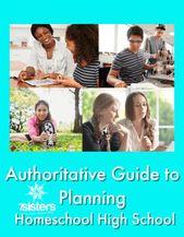 Authoritative Information to Planning Homeschool Excessive College
