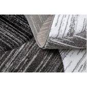 Teppich Alter Geo Muscheln rosa 80×150 cm