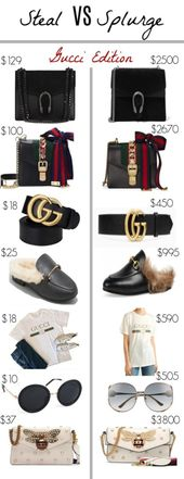 The BEST Gucci Dupes