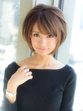 24 Best Inverted Bob Hair  24 Best Inverted Bob Haircuts For Fine Hair You Will Love  Page 19 of 24  HAIRSTYLE ZONE X #Short # Hairstyle #pixie | Fris…