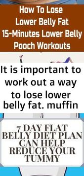 #belly #fat #important #Lose #MUFFIN #Top