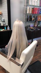 Platinum blonde hair – #blonde #platinum – #new #platinumblondehighlights Platinum blonde hair – #blonde
