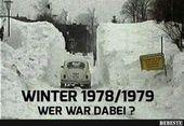Winter 1978/1979 wer war dabei?