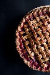 Karamell Apfel-Brombeer-Torte.   – Beautiful Food…Sweet Things