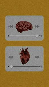 """Tumblr """"Listen to the head and not the heart"""" Wallpapers – # #the #the #heart …"""