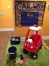 Familieneinheit: Haben Sie eine Garage? Waschen Sie Ihr Auto in der Einfahrt! – PG transport