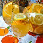 White Wine Sangria – punch recipes