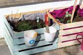 zum Nachmachen: ein DIY Hochbeet für Kinder – in 5 Minuten gebaut