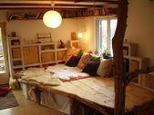 podestbett – #podest #Podestbett – Wohnung Schlafzimmer