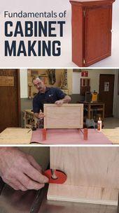 Material Holzbearbeitungspläne Rustikal #Holzbearbeitu … #Holzprojekte Material W …