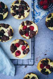 Zupfkuchen Muffins Rezept Käsekuchen muffins quark käsekuchen schoko käsekuch…