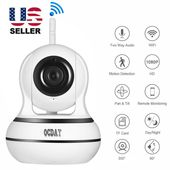 1080P HD Smart Home drahtlose Sicherheit IP-Kamera Wi-Fi IR Nacht Baby Monitor CCTV …   – Smart Home