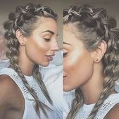 40 Ideas braids dutch how to watches – Hair- Braids Braids Braids – #Braids #Dut…, #Braids…