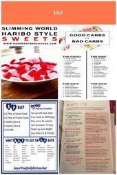 Dulces adelgazantes del estilo Haribo del mundo – #Haribo #Adelgazamiento #Estilo #Dulces #World sli …   – detox-diet-plan