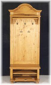 Garderobe Garderobenschrank Kleiderpaneele Landhausstil In 2019 Armoire Furniture Home Decor