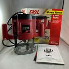 Skil Plunge Router 1823 9 0 Amp Motor 1 75 1 3 4 Hp 25000 Rpm Original Box Used Powertools Plunge Router Router Skil